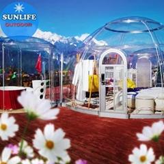 Clear Bubble Dome