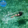 100% Virgin Imported made Clear plastic kayak transparent wholesale 1