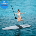 crystal sup board clear paddle with