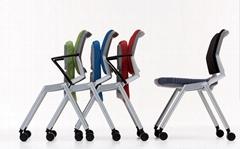 美時辦公傢具培訓椅