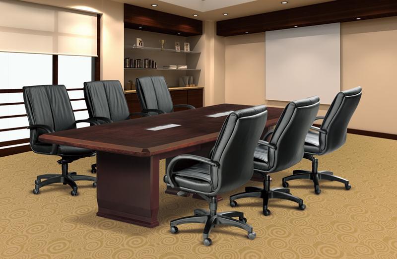 美時傢具CEO會議桌 1