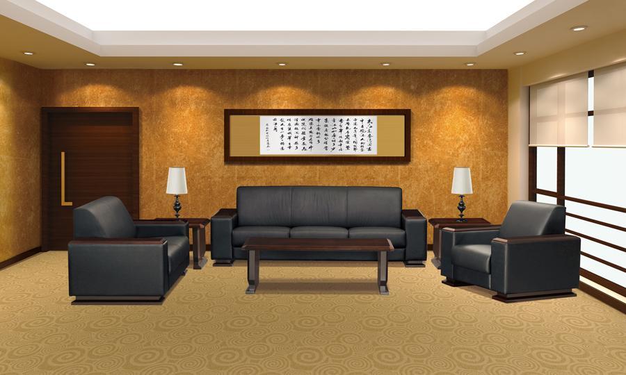 辦公傢具CEO會客沙發 1