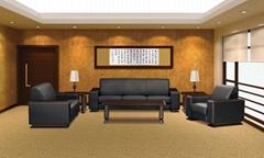 辦公傢具CEO會客沙發