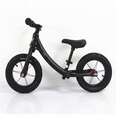 Civa aluminium alloy kids balance bike H01B-01 air wheels ride on toys
