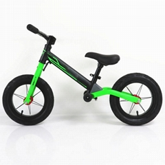 Civa aluminous alloy kids balance bike H01B-03 air wheels