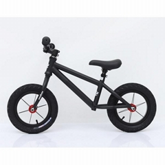 Civa aluminium alloy kids balance bike H01B-04 Air wheels ride on toys