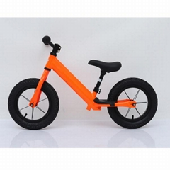 Civa aluminium alloy kids balance bike H01B-05 air wheels ride on toys