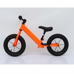 Civa aluminium alloy kids balance bike H01B-05 air wheels ride on toys