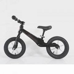 Civa magnesium alloy kids balance bike H01B-08 air wheels