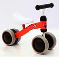 Civa steel kids balance bike H02B-1003 EVA wheels 3