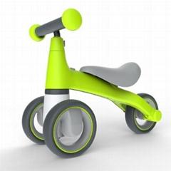Civa PP Plastic kids balance bike H02B-1008 EVA wheels ride on toys