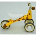 Civa PP Plastic kids balance bike H02B-1008 EVA wheels ride on toys 5