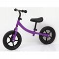 Civa steel kids balance bike H02B-1201 EVA wheels ride on toys 2