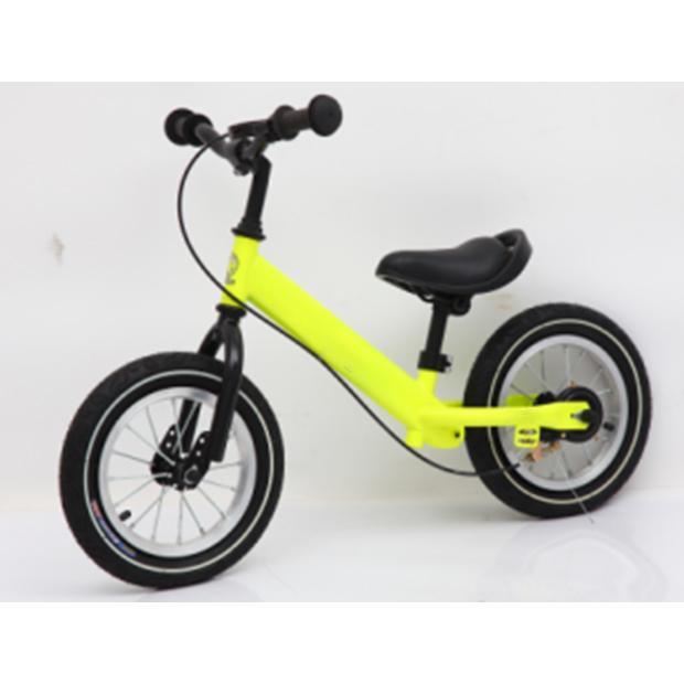 Civa steel kids balance bike H02B-1203S air wheel with hand brake ride on toys 1