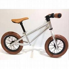 Civa aluminous alloy kids balance bike H02B-1209 air wheels ride on toys