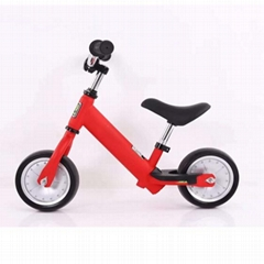 Civa mini style steel kids balance bike H02B-M001 EVA wheel ride on toys