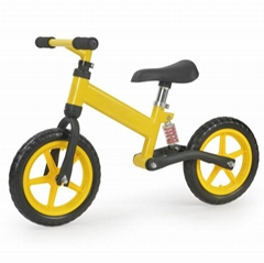 Civa anti-shock kids balance bike N02B-01 EVA wheel