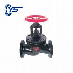 DN 15-200mm Flanged Globe Valve  globe valve manufacturer