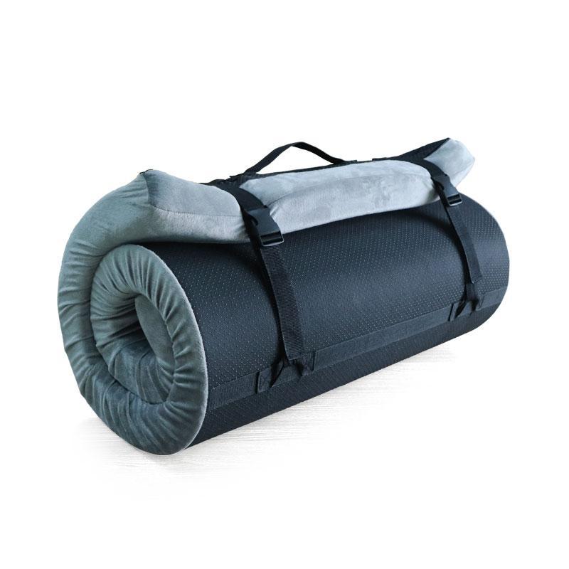 跨境便攜戶外記憶海綿床墊 戶外床墊防水 可拆洗高回彈野營墊子 5