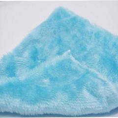 Wood fiber degreasing dish towel