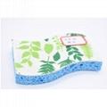 Kapok cotton printing wipes 1