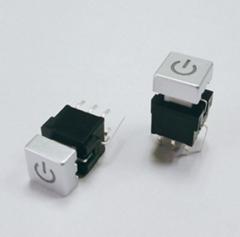 llluminated tact switch/LED push switch