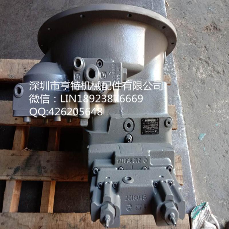 現代220挖掘機液壓泵 力士樂A8VO80LA1KH1/61R1