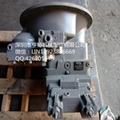 现代220挖掘机液压泵 力士乐