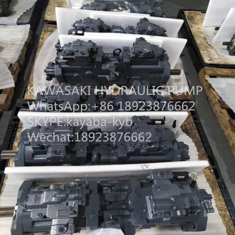 供應神鋼/KOBELCO SK135-8/SK140-8 KPM川崎液壓泵 1