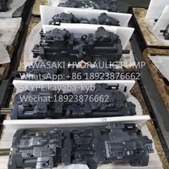 供应神钢/KOBELCO SK135-8/SK140-8 KPM川崎液压泵