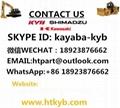KAWASAKI HYDRAULIC PUMP K7V63DTP1X9R-0E23 2