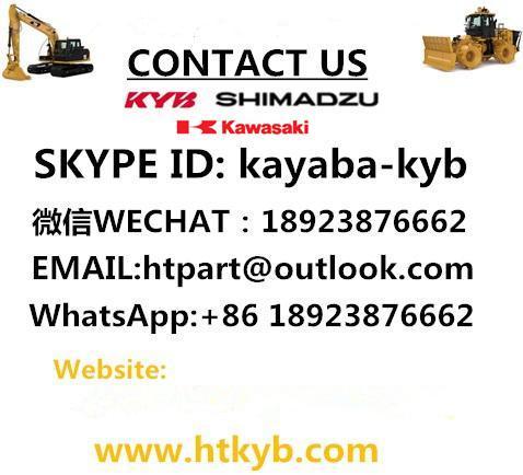 日本原装KYB行走马达MAG-180VP-6000G 2