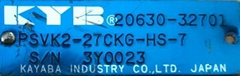 KYB馬達 PSVK2-27CKG-HS-7/20630-3