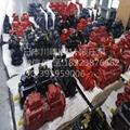 705-56-26030三联泵小松起重机LW250-5H/LW250-5X