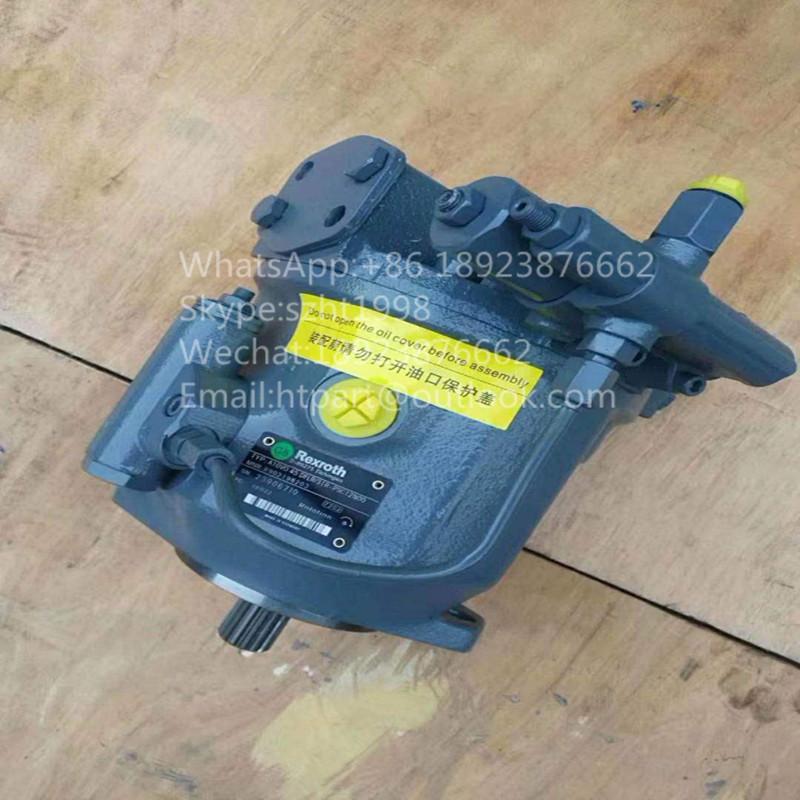 A10VO45DFLR/31R-VSC62NOO力士乐柱塞泵R902435450 1