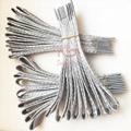 定制纯铝编织带接地铝编织带