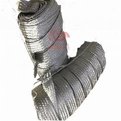 厂家定制防雷导电8-48锭铝编织带软连接
