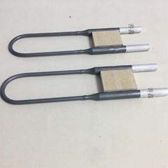 厂家直销优质高温炉专用电热元件U型MOSi2二硅化钼加热棒