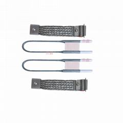 廠家直銷電爐硅鉬棒加熱元件1700/1800型 U型W型矽鉬棒順豐包郵