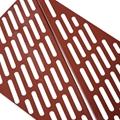 cnc aluminium perforated sheet for curtain wall