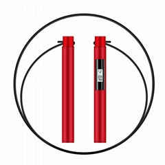 App bluetooth intelligent counting adjustable skipping jump rope professional tr