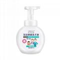 Foam antibacterial hand sanitizer