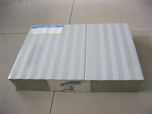 彩钢聚氨酯夹芯板岩棉夹芯板玻璃丝棉夹芯板 2