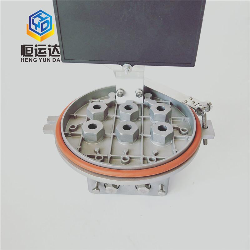 光纜接頭盒金屬塔用供應商恆運達 5