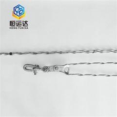 ADSS光纜耐張線夾小檔距耐張串
