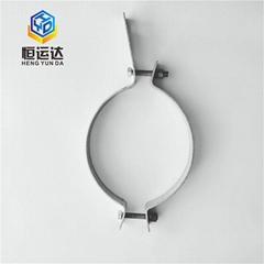 ADSS光纜杆用緊固夾具單邊抱箍