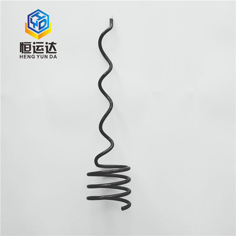 ADSS光纜架空用電暈環預絞式電壓抑制環 3