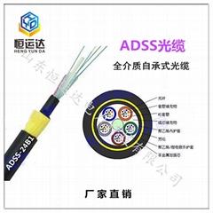 光纜層絞式非金屬光纜ADSS24芯