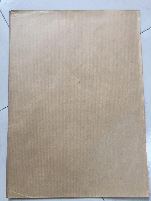 广东厂家供应条纹牛皮纸 2
