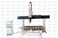 1200x1200mm Table 5 Axis CNC Router With Auto tools changer